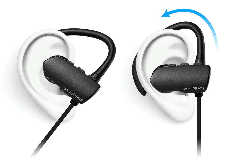 écouteurs sans fils pour le sport SoundPEATS Q9A