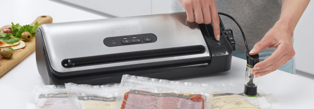 Machine sous vide FoodSaver
